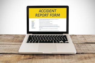 Filing an Accident Report After a Premises Liability Injury