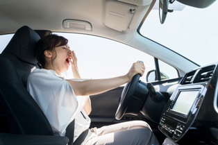 Drowsy Drivers and What You Need to Know