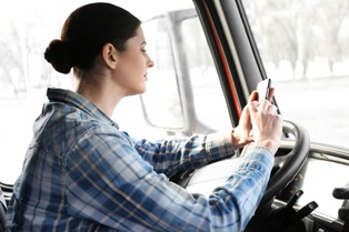 Truck Drivers and Cell Phone Usage