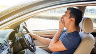 Drowsy Driving Accident Risks