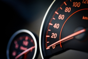 Calibrating your speedometer