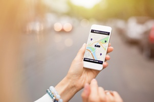 Rideshare accident liability