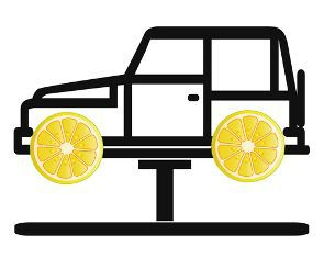 Car With Lemons for Wheels
