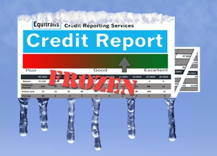 Frozen Credit Report and the Importantance