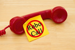 Robocallers and Neighbor-Spoofing