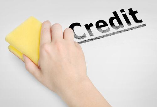 Here are five tips for cleaning up your credit and improving your credit score.
