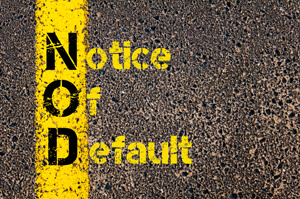 In Virginia, a creditor is NOT required to notify you that you're in default before they repossess your vehicle.