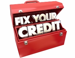 Fix Your Credit Wording in a Tool Box