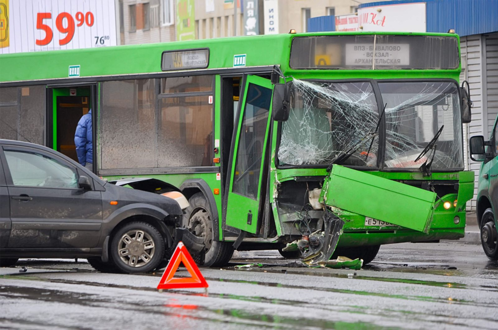 Bus Crash