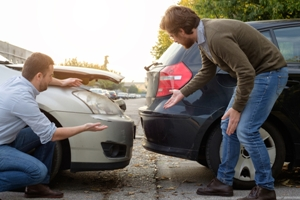 Causes of rear end collisions