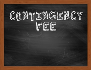 Cotingency fee when hiring construction attorney
