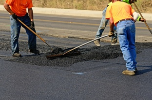 protecting asphalt workers