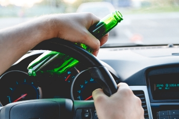 How alcohol affects driving