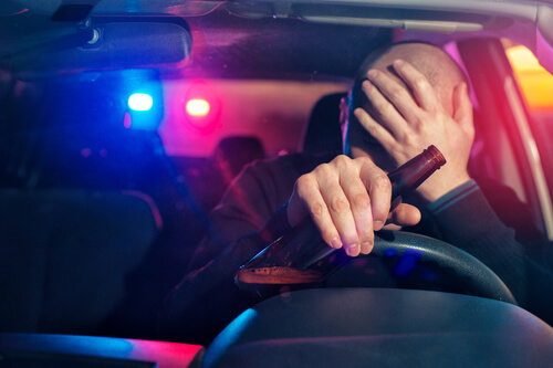 Police Crackdown On Drunk Drivers