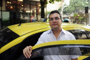 Taxi driver--a high risk profession for crime
