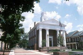 City of Winchester Courthouse