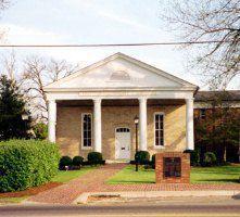 Spotsylvania County Courthouse