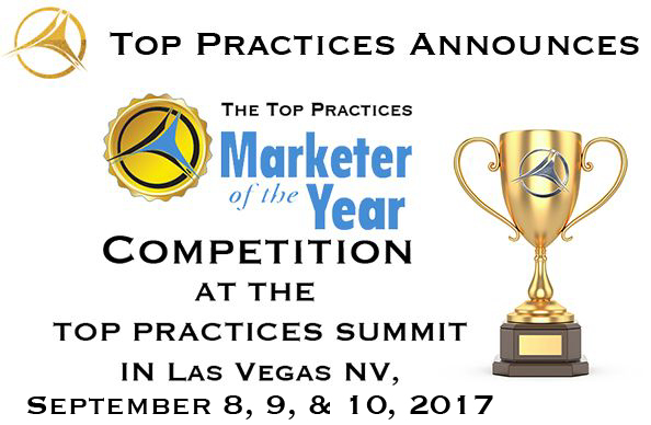 Top Practices Marketer of the Year logo