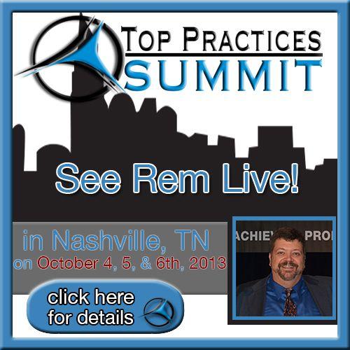Rem Jackson, Top Practices
