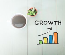 Over 400% Growth