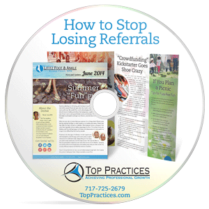 How to Stop Losing Referrals