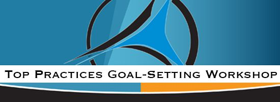 Top Practices Summer Goal-Setting Workshop