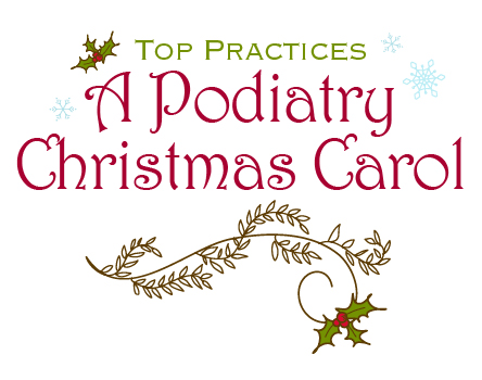 Top Practices Podiatry Christmas Carol