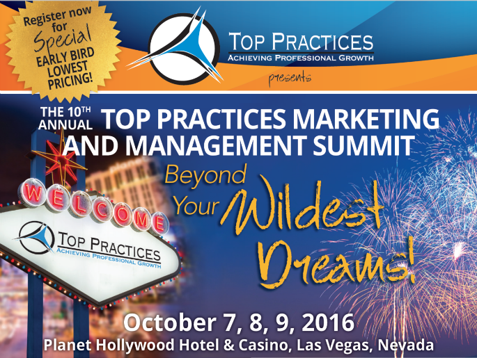 Top Practices Annual Marketing Summit 2016