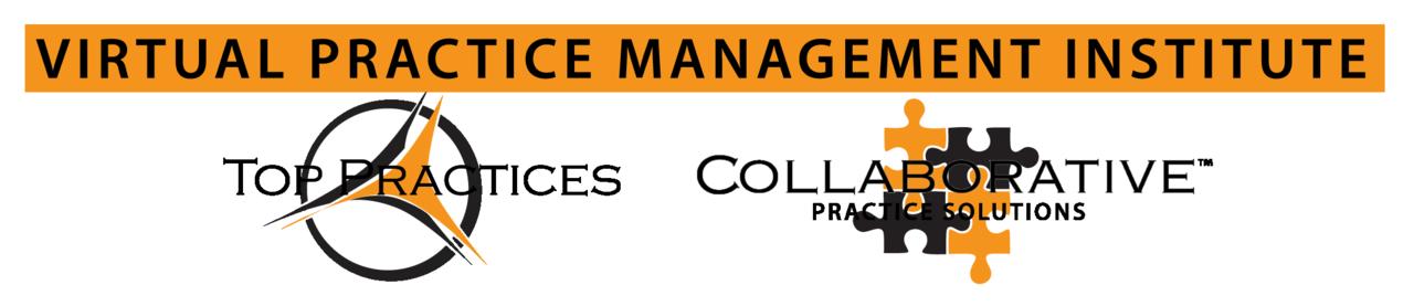 Virtual Practice Management Institute