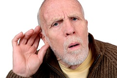 A patient may experience several stages of dealing with hearing loss before he is ready to accept help
