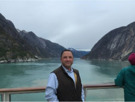 Alaska Cruise 2016, cruising the Inside Passage