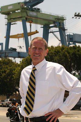 Oakland Longshore Lawyer Bill Turley