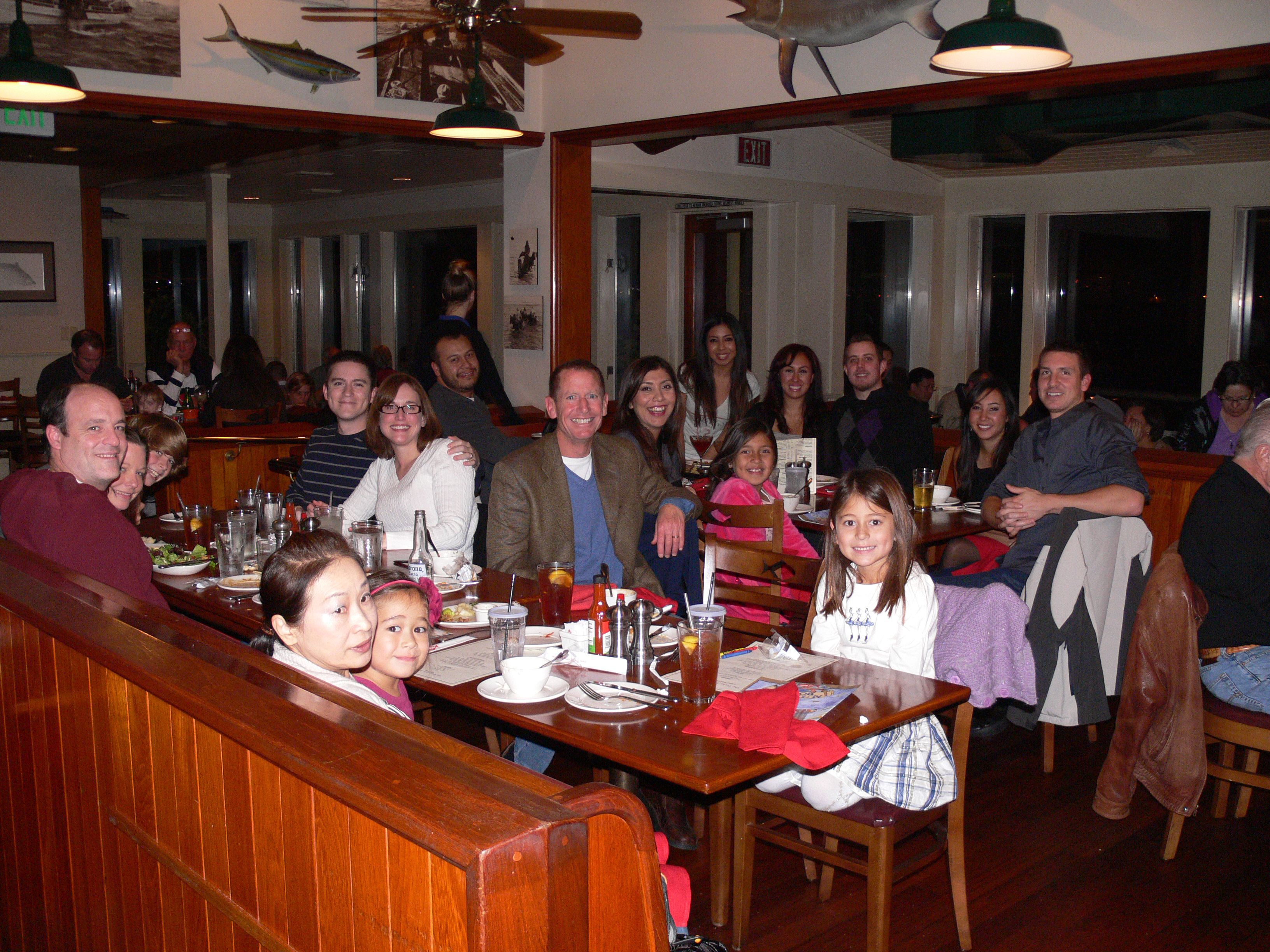 The Turley Law Firm Christmas Party/ Dinner 2012