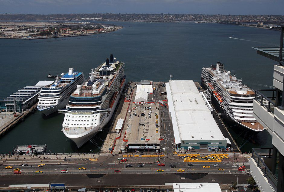 Abogado de Accidentes en Cruceros de San Diego