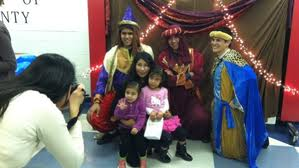 Three Kings Day at Centro Hispano