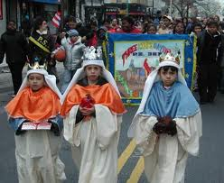 Three Kings' Day Parade