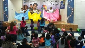 Traditional Performance at Centro Hispano