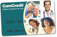 CareCredit - A Payment Plan Option