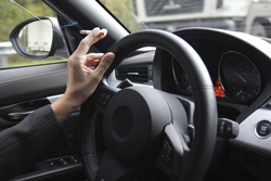 Laws against smoking in cars with children