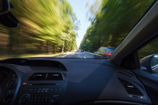Virginia laws about passing vehicles