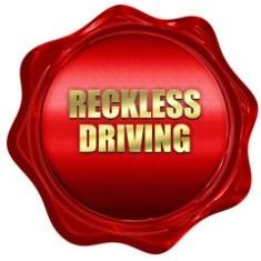 Reckless driving in Virginia