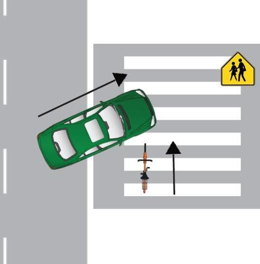 crosswalk diagram