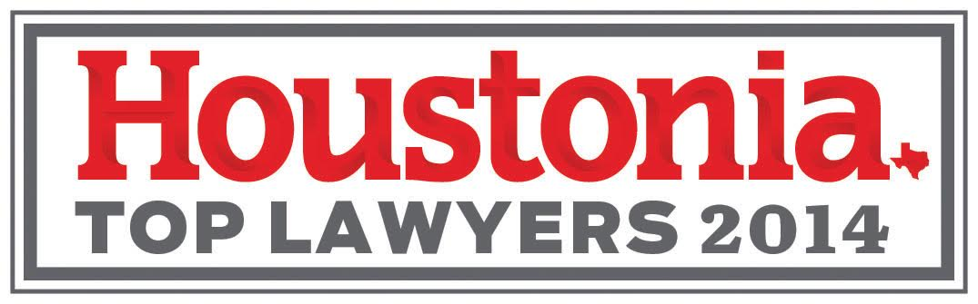 Houstonia Magazine Top Lawyers 2014
