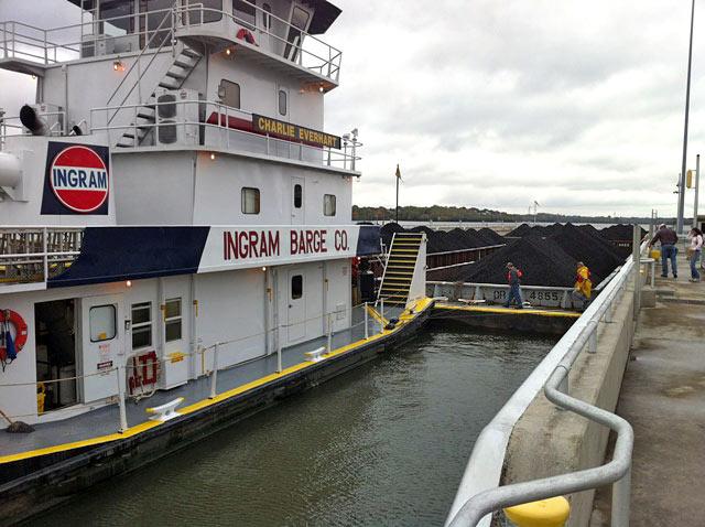 Ingram Barge