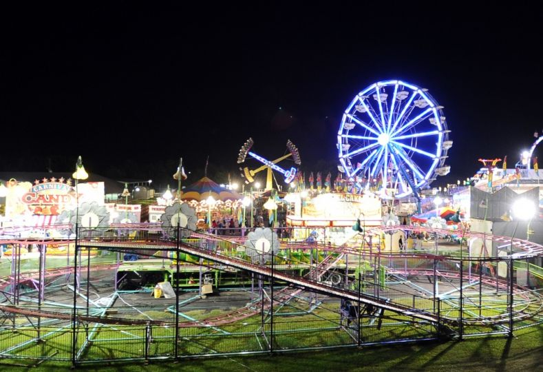 Texas Carnival Worker Killed While Setting Up Equipment For Cookoff