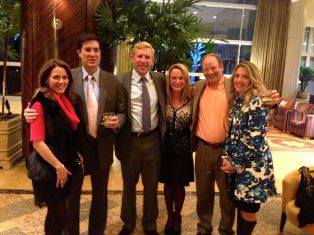 VB Attorneys Group at the Gala