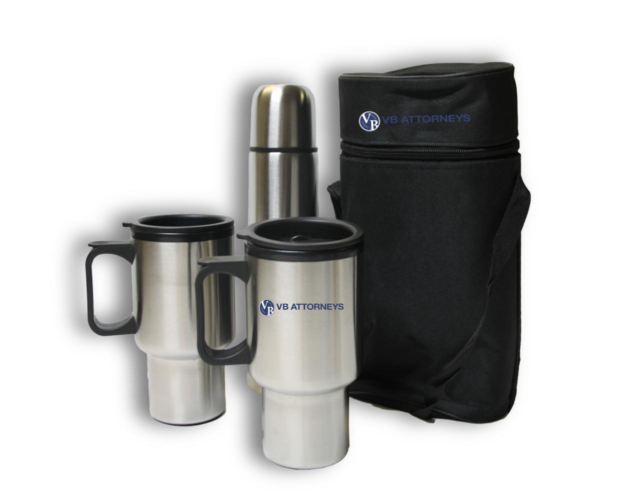 travel mug set
