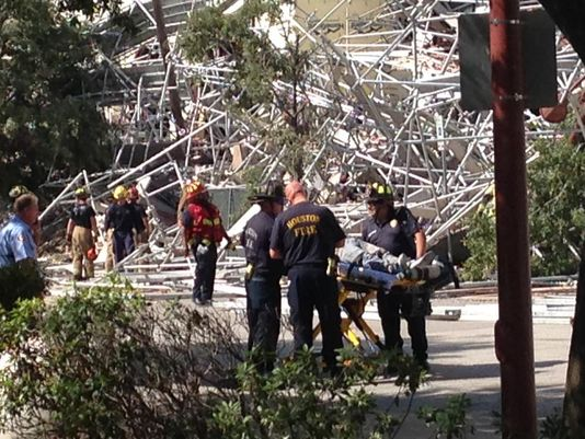 Houston scaffold collapse