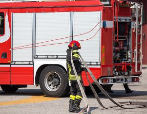 Multi-Business Fire Damage Can Cause Many Problems
