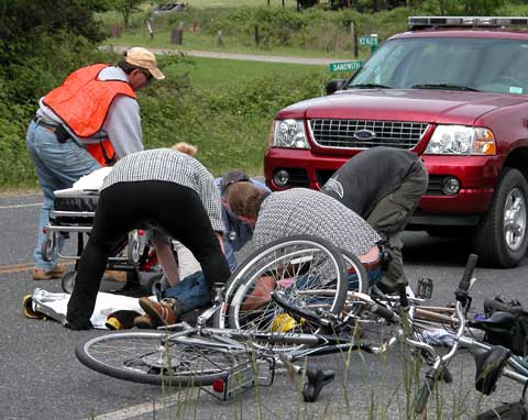 Bicycle Accident Attorney Bill Voss